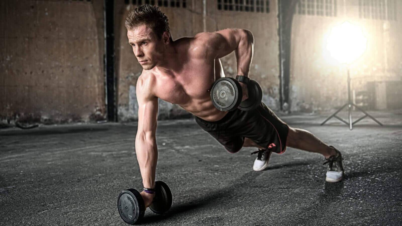 Trening na maszynie fitness dla zaawansowanych