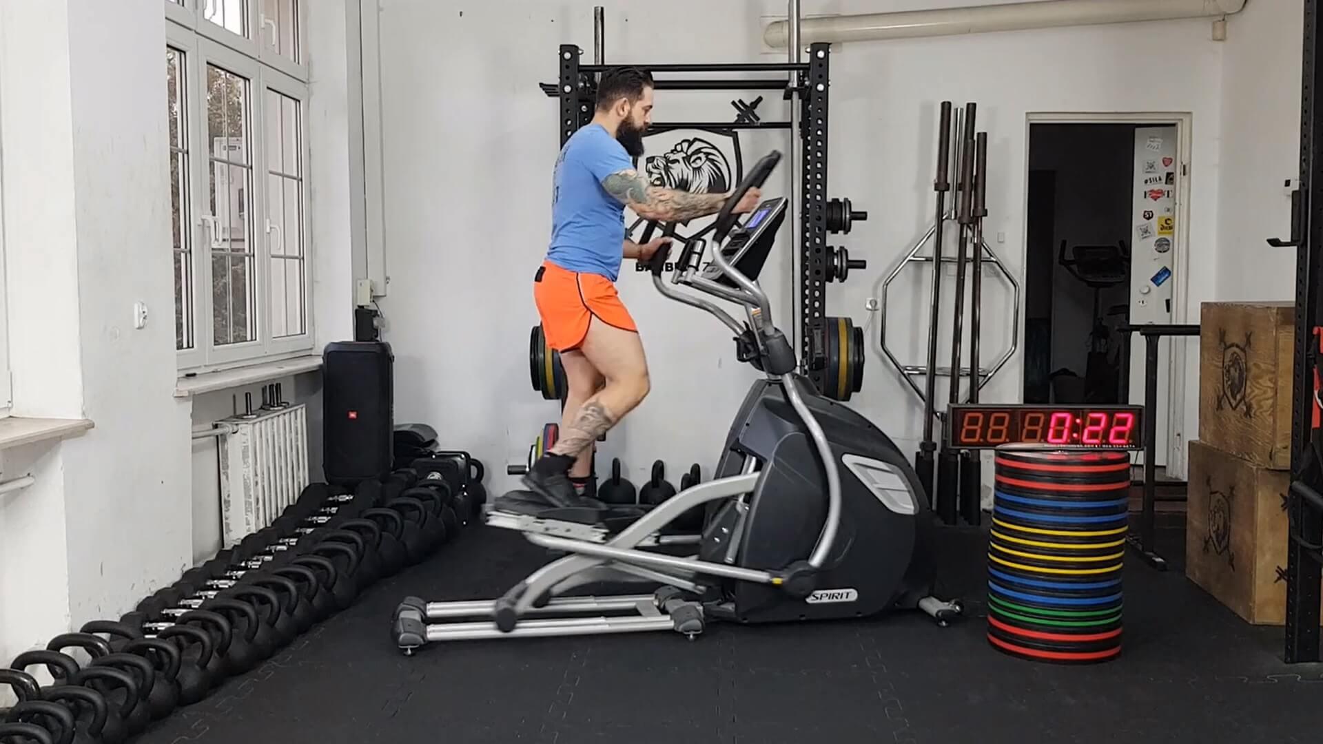 Jak zacząć trenować na orbitreku?